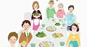 蓮池人注意啦,這些文明餐桌禮儀要記住!