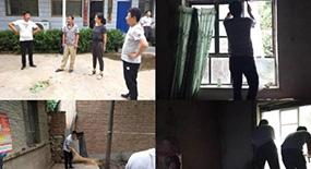 """【河北创城·常态创建】唐县干部群众正在做""""三件事"""",快来看看吧!"""