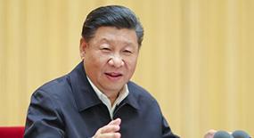 习近平:切实贯彻落实新时代党的组织路线 全党努力把党建设得更加坚强有力