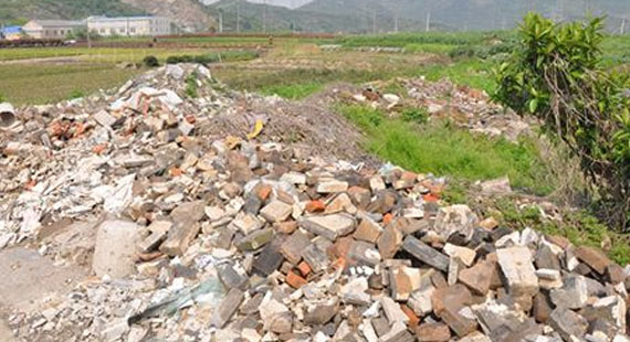 徐水区走市场化之路破解农村生活垃圾处理难题