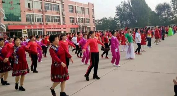 沧州多地组织开展重阳节主题活动