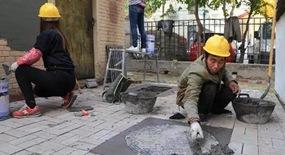 从民生看廊坊城市发展:改造小街巷 提升幸福感