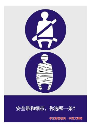 安全带和绑带,你选哪一条?