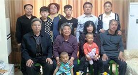 家庭盛开幸福花|河北:林秀贞家庭