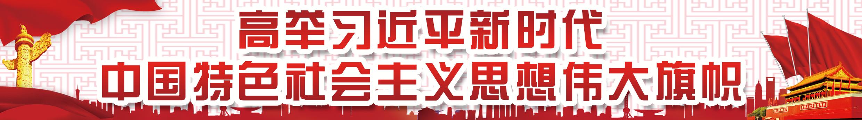 高举习近平新时代中国特色社会主义思想伟大旗帜