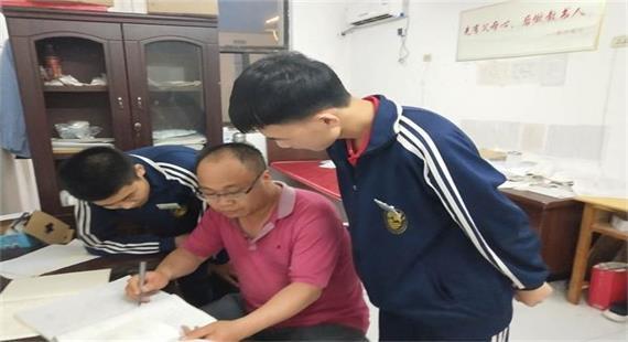 安国市第七届道德模范—朱丛胜
