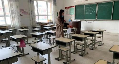 博野县广大学校积极开展爱国卫生运动