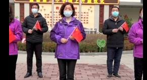 唐县各中小学开展清明祭英烈系列主题活动