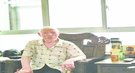 河北涞水94岁老八路郑文彬:那是一段无法遗忘的记忆