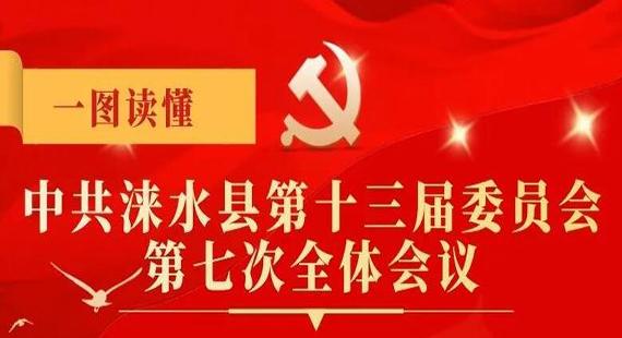 一图读懂|中共涞水县第十三届委员会第七次全体会议精神