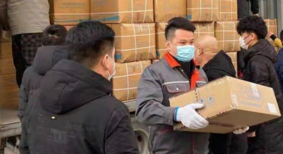 安国:价值20余万防疫物资保障困难群众抗疫