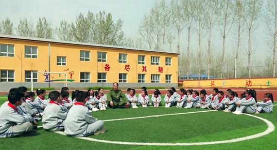 涞水县中小学党史学习教育——听他的故事,汲取奋进力量