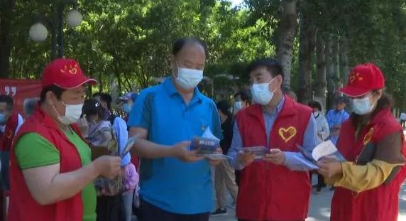 志愿服務惠百姓——涿州市政協積極參加新時代文明實踐志愿活動