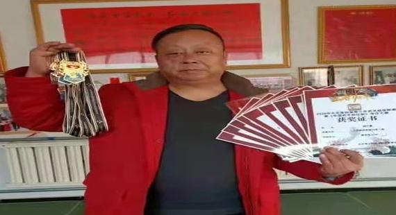 """""""武林""""中人杨术河——传承武术文化 弘扬武术精神"""