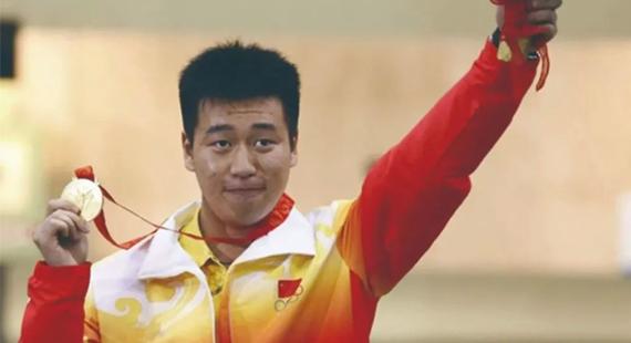 保定籍运动员庞伟为河北夺得首枚奖牌