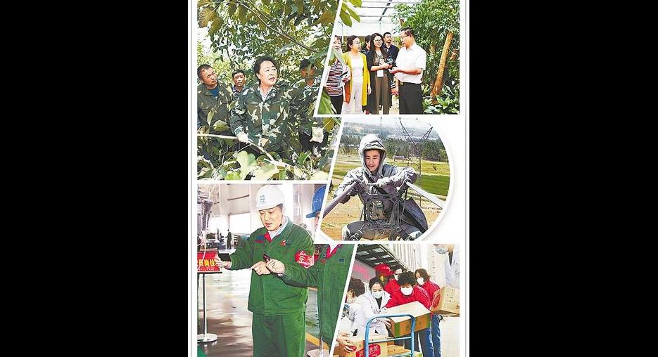 走近河北省全国道德模范候选人和省道德模范