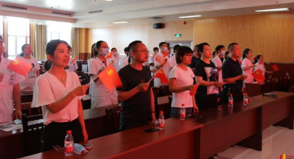 滿城區:道德模范基層宣講 榜樣力量熠熠生輝