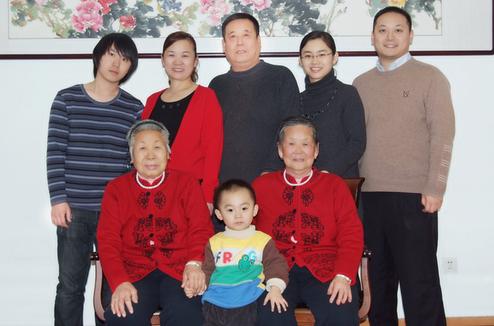 河北省文明家庭——杨小静家庭事迹材料