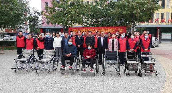 文明实践在行动,高阳县帮55个家庭实现微心愿102个