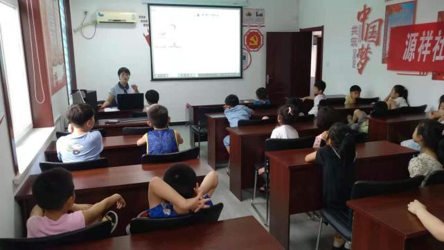 """保定徐水:关爱未成年人,社区暑期文化""""套餐""""获好评"""