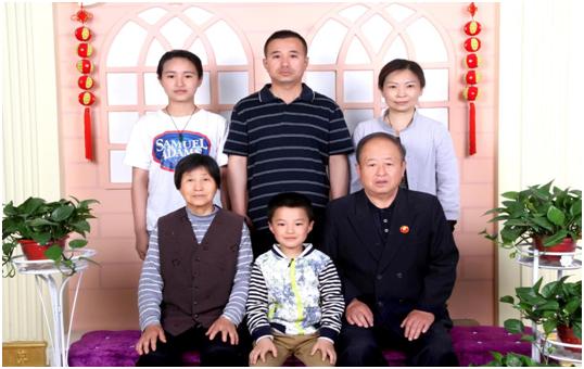 情系唐尧风云地,红色基因代代传|唐县中医医院  魏萍